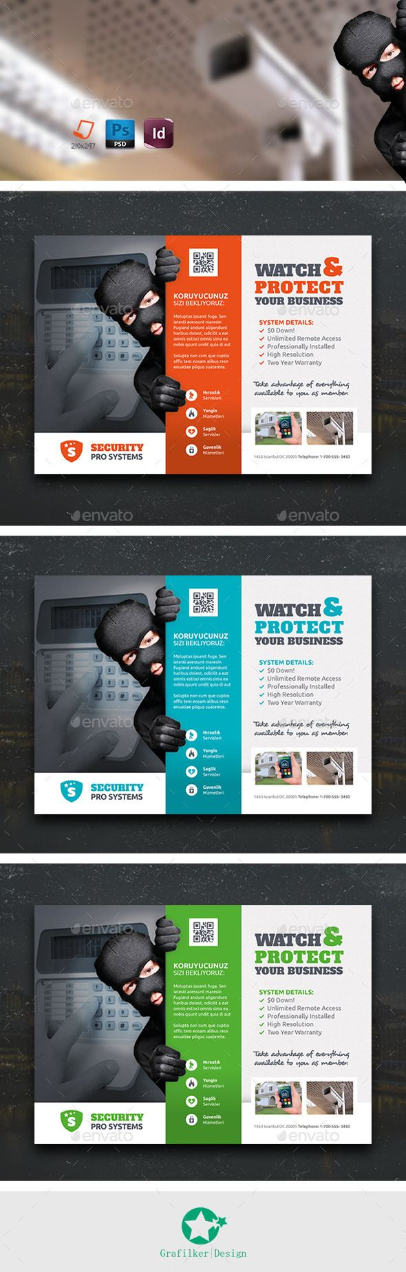 security systems flyer templates flyers photoshop and flyer buy security systems flyer templates by grafilker on graphicriver security systems flyer templates fully layered indd fully layered psd 300 dpi