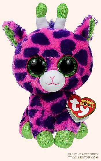 2dcbcee35c7 Gilbert - giraffe - Ty Beanie Boos 6in