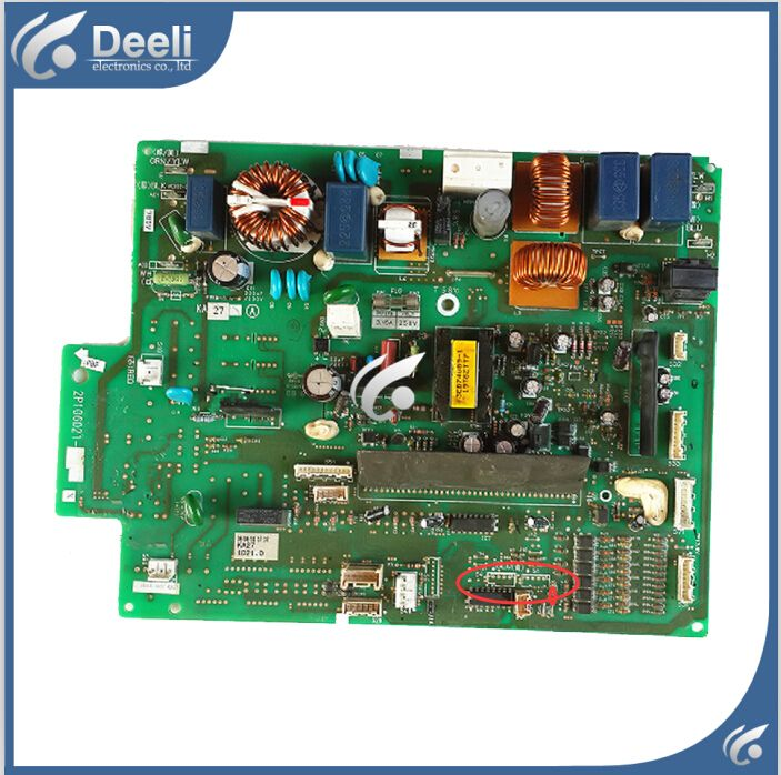 Good Working 100 New For Inverter Air Conditioner Rxd60fv2cn 2p106021 Outside The Machine Comput Electronic Circuit Board Circuit Board Printed Circuit Boards