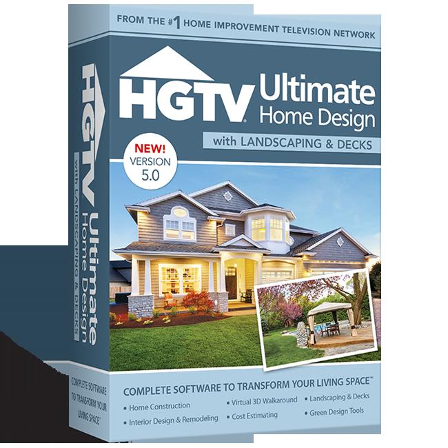 Hgtv Home Design Ultimate With Landscaping V5
