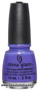 China Glaze- Lite Brite- I Got A Blue Attitude