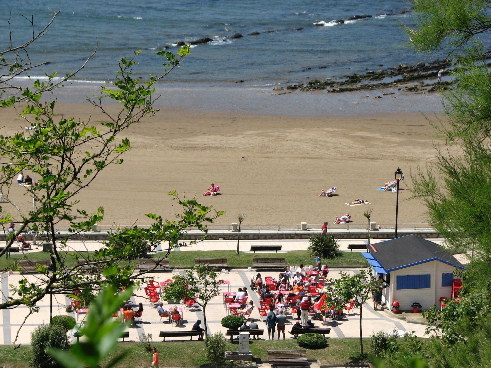 Getxo - Playa de Ereaga