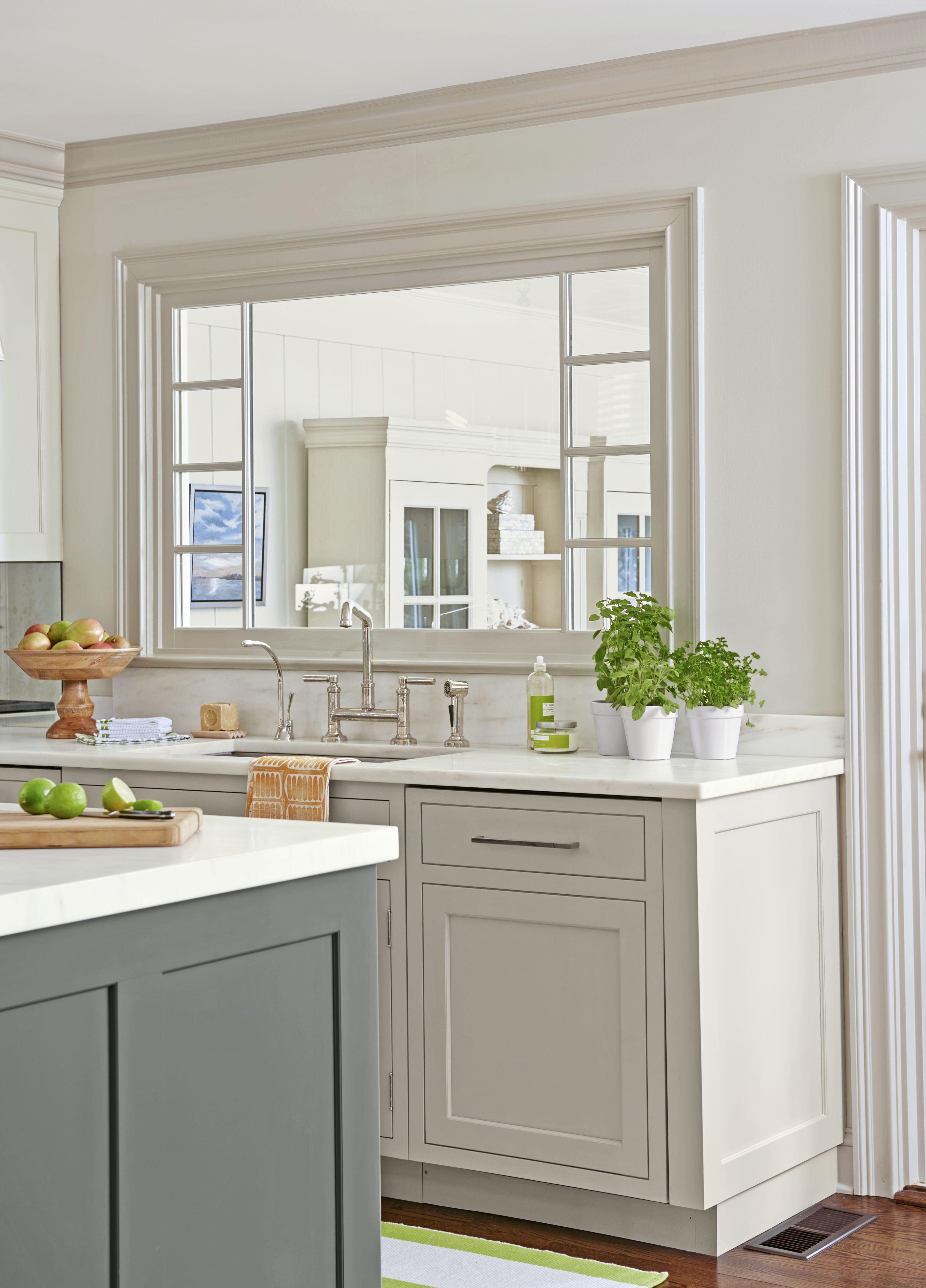 Kitchen sink without window  s kitchen turned major multitasker  s kitchen kitchens and