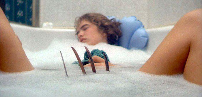 Nightmare On Elm Street Bathtub Scene Dengan Gambar