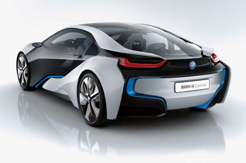 Bmw I3 Electric Car Premiers In North America Bmw I8 Bmw