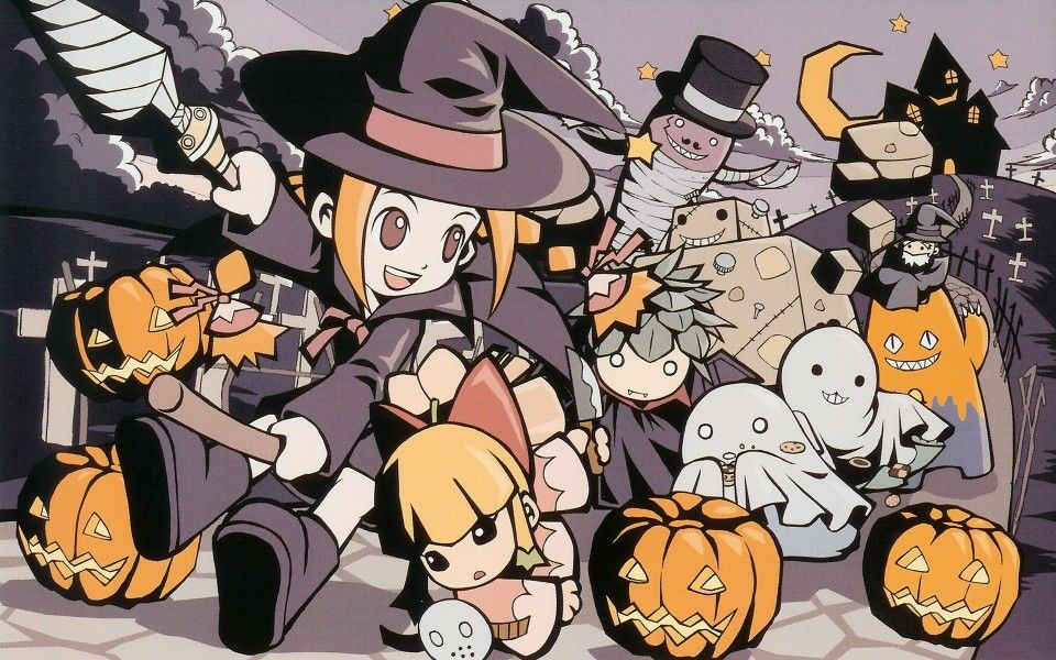 Pin by Miriam burrone on Anime Halloween | Pinterest | Anime halloween