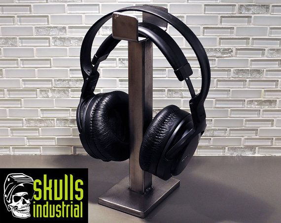 Zombie Headphone Stand Quality Handmade All Steel Headphone Stand Welded And Headphone Stands Diy Headphone Stand Metal Headphones