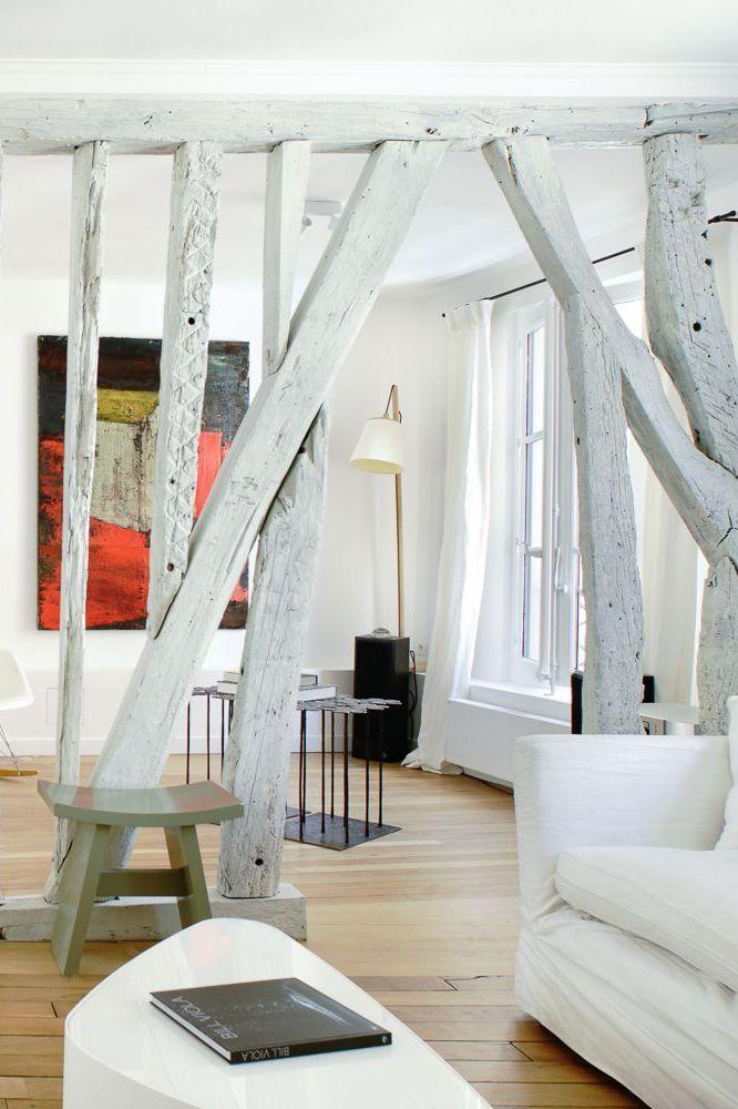 Deco De Salon Plus De 50 Photos Pour Mettre L Ambiance Canape Angle Salon Maison