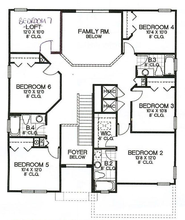 Elegant House Floor Plan