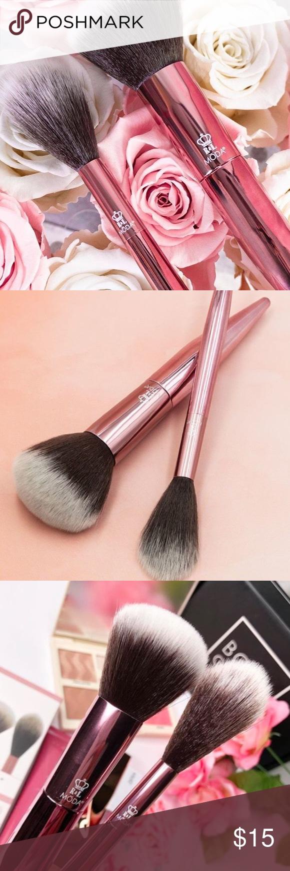 Moda Brush Duo new in box! Makeup Brushes & Tools Moda