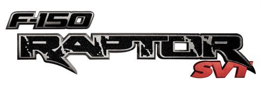 Ford F 150 Svt F150 Raptor Svt Emblem 10