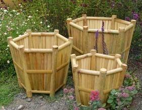 Bamboo Planters Bamboo Planter Bamboo Crafts Bamboo 640 x 480