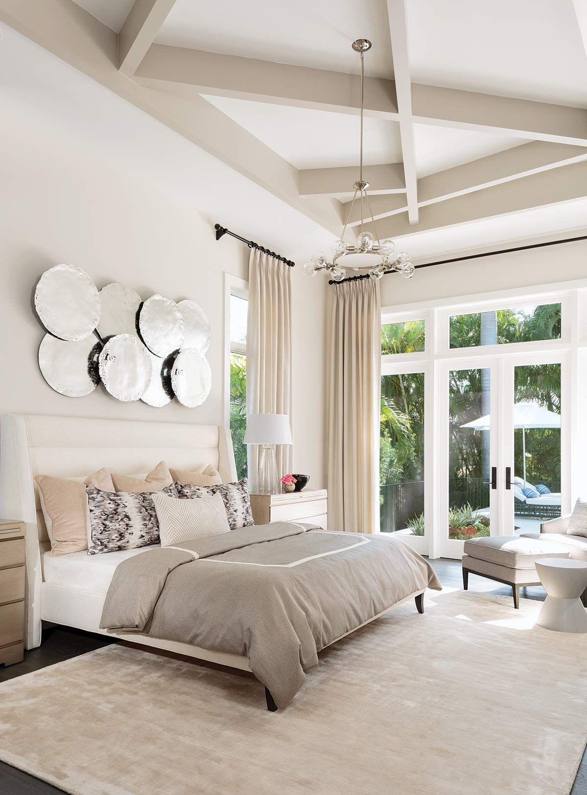 A Timeless Contemporary Interior Cozy Room Interior Design Work
