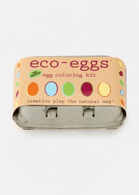 Eco-Eggs Natural Egg Coloring Kit