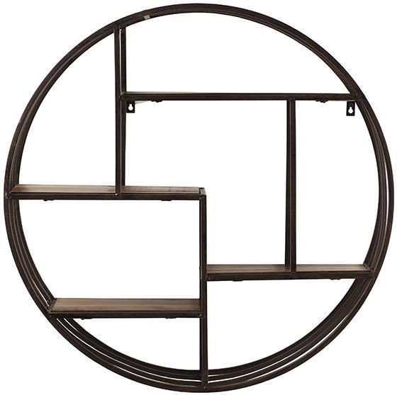 Volos Metal Wall Rack - Wall Shelves & Hooks - Storage & Display |  HomeDecorators.