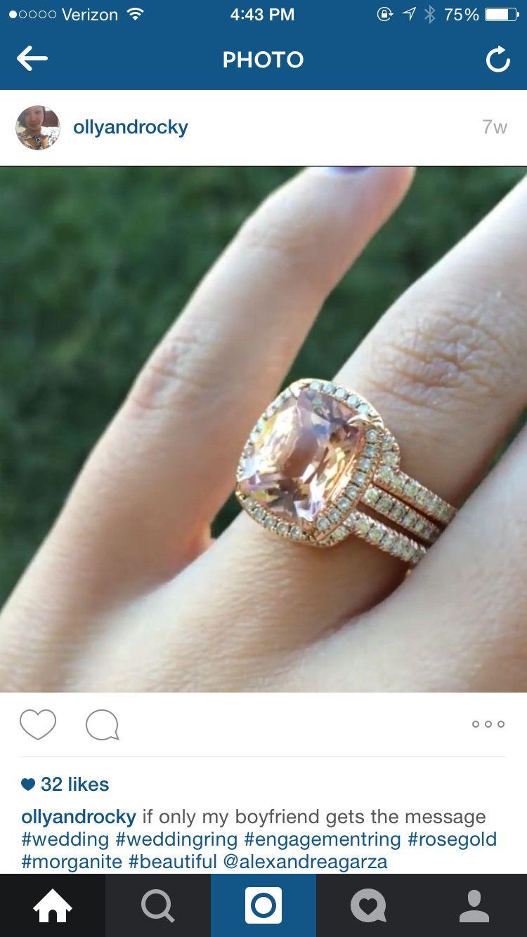 Alex Garza Wedding Ring!