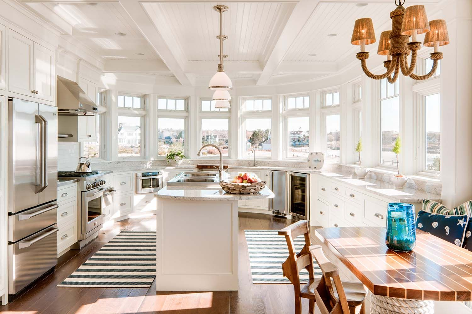 Dreamy Seaside Home In Maine With New England Style Architecture Home House Dream House