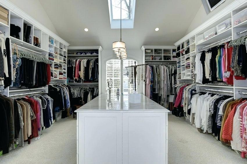 Big Walk In Closets Remarkable Ideas Closet Designs Closet Decor Closet Island