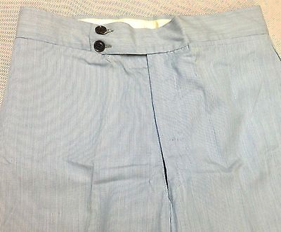 #Vintage boys / mens #1970's leisure pant clothing golf #light trouser baby blue ,  View more on the LINK: 	http://www.zeppy.io/product/gb/2/252095960467/