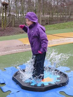 How much fun does the puddle jumping championships look?! What a brilliant day out with a toddler (of course older kids love splashing in puddles too) at Wildfowl and Wetlands Centres across the country this February half term.   You might have missed it if your half term has been and gone, but if it's this week - check your local Wildfowl and Wetlands centre website for details.