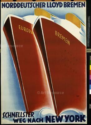North German Lloyd ~ Norddeutscher Lloyd
