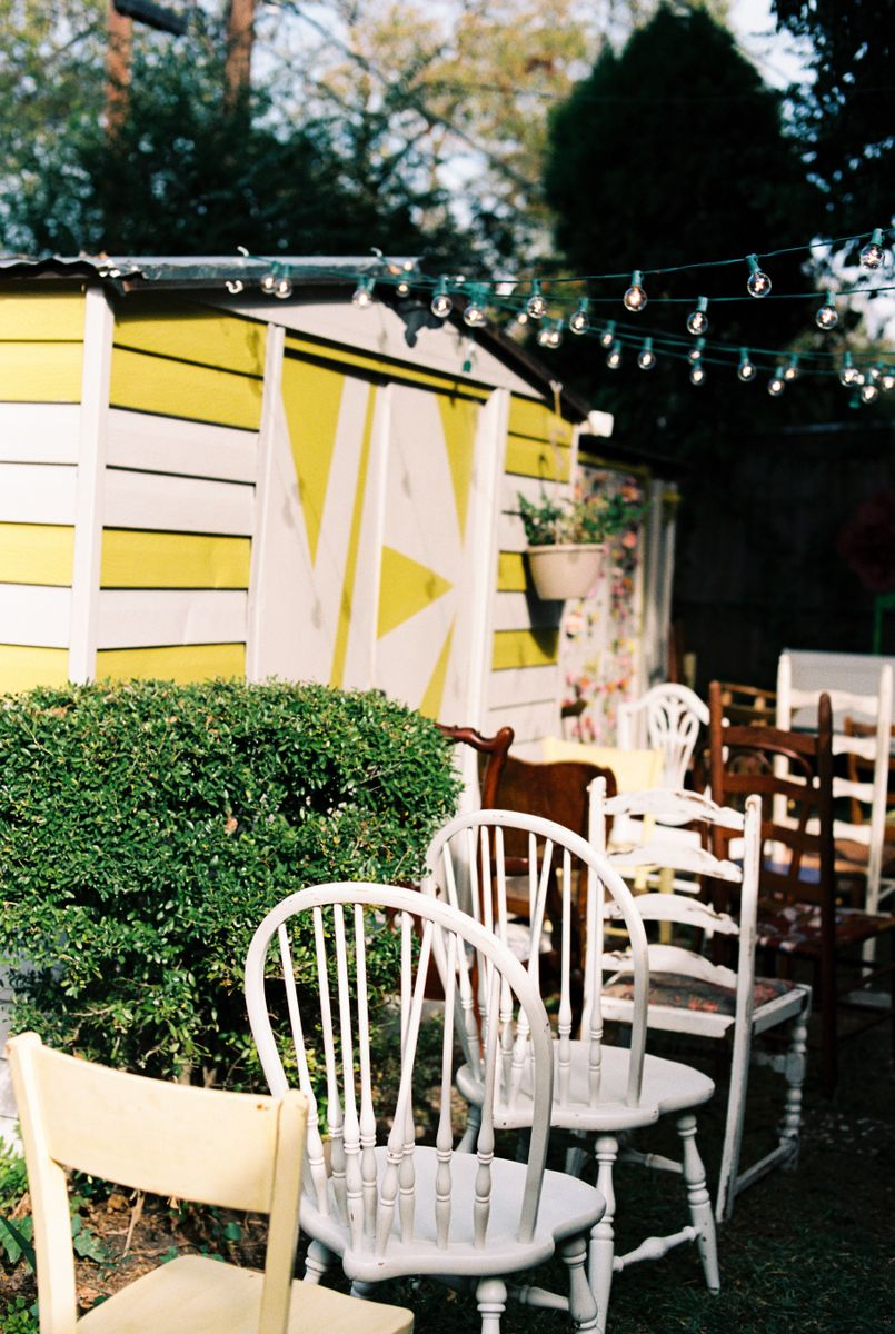 Rent Backyard For Wedding - House Backyards