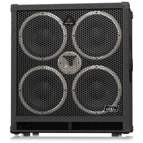Behringer ULTRABASS BB410 Bass Guitar Amplifier Cabinet - 4x10 inch, 1200 watts Behringer http://www.amazon.com/dp/B000LASZZQ/ref=cm_sw_r_pi_dp_aGGItb0V3YTR895Z