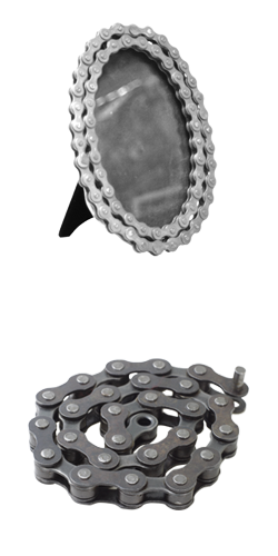 bicycle chain picture frame from TerraCycle | good for the ...