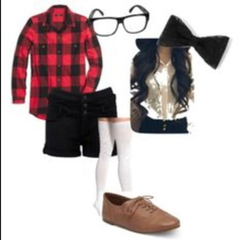 Nerd outfit  sc 1 st  Pinterest & Nerd outfit   Things to Wear   Pinterest   Nerd outfits