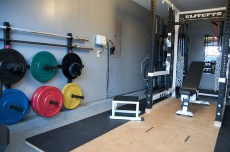 inspirational garage gyms  ideas gallery pg 7  home gym