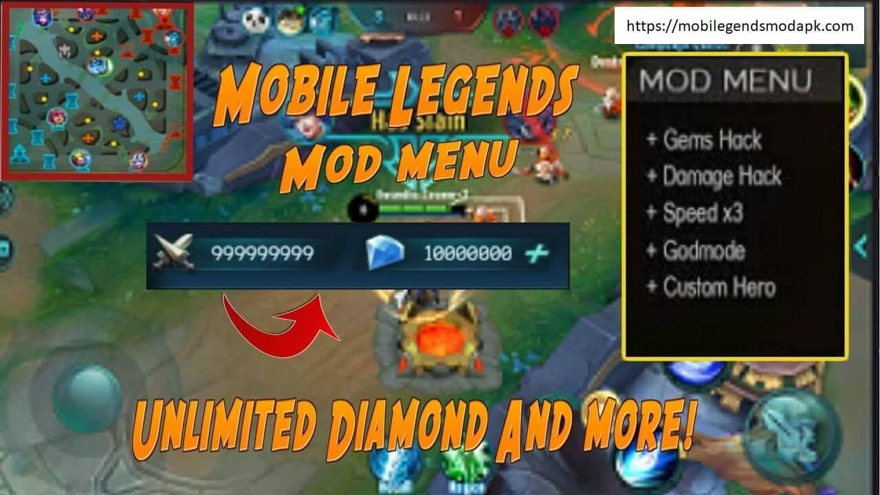 Mobile Legends Mod Menu 2021 Free Download With Unlimited Diamonds Mobile Legends Mobile Legend Wallpaper Free Itunes Gift Card