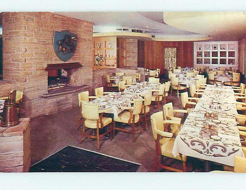 Pre 1980 Win Shulers Restaurant St Joseph Mi M9891 Pinterest