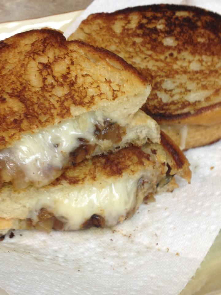 french onion soup grilled cheese | food i've made | Pinterest