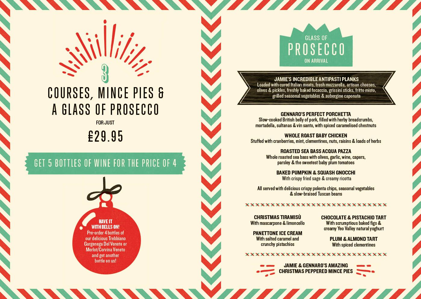 jamie oliver christmas menu ideas for the pub the jamie oliver christmas menu