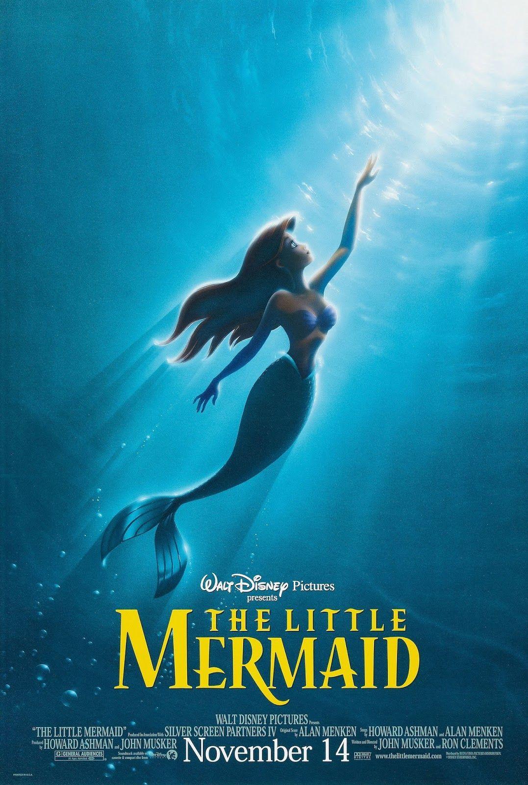 Maratones Diferidos: LA SIRENITA - The Little Mermaid (1989)
