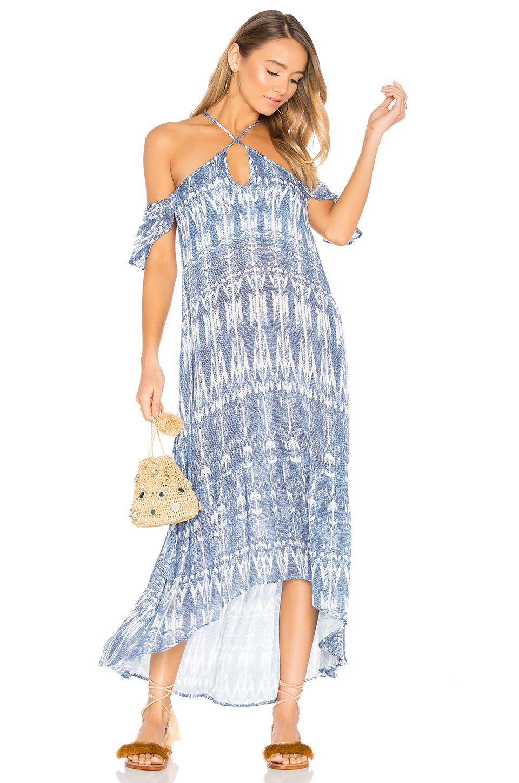Suboo Lover Maxi Dress In Ikat Revolve Designer Outfits Woman Viscose Maxi Dress Clothes Design [ 1450 x 960 Pixel ]