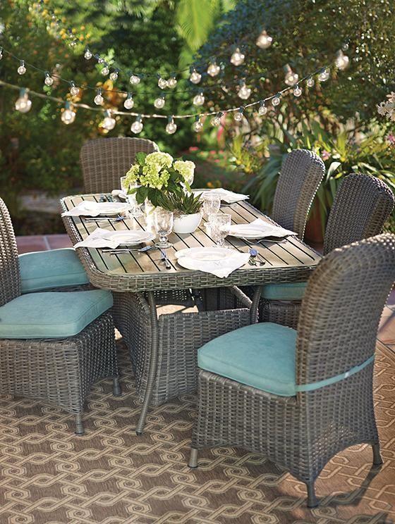 martha stewart patio furniture
