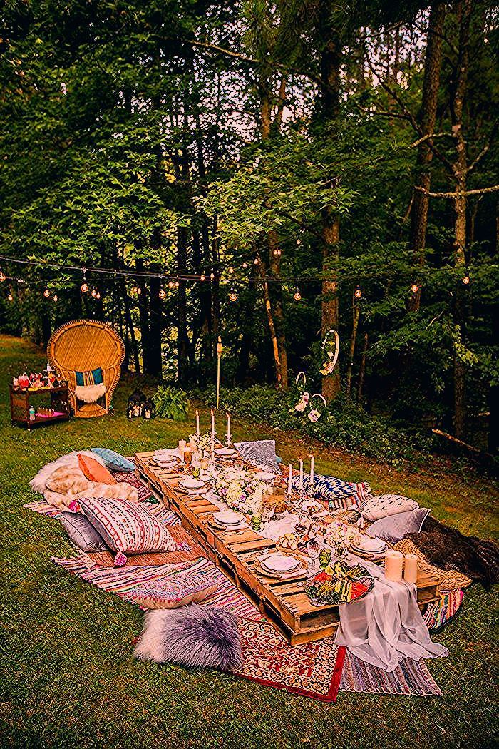 Photo of Garden Decoration Party