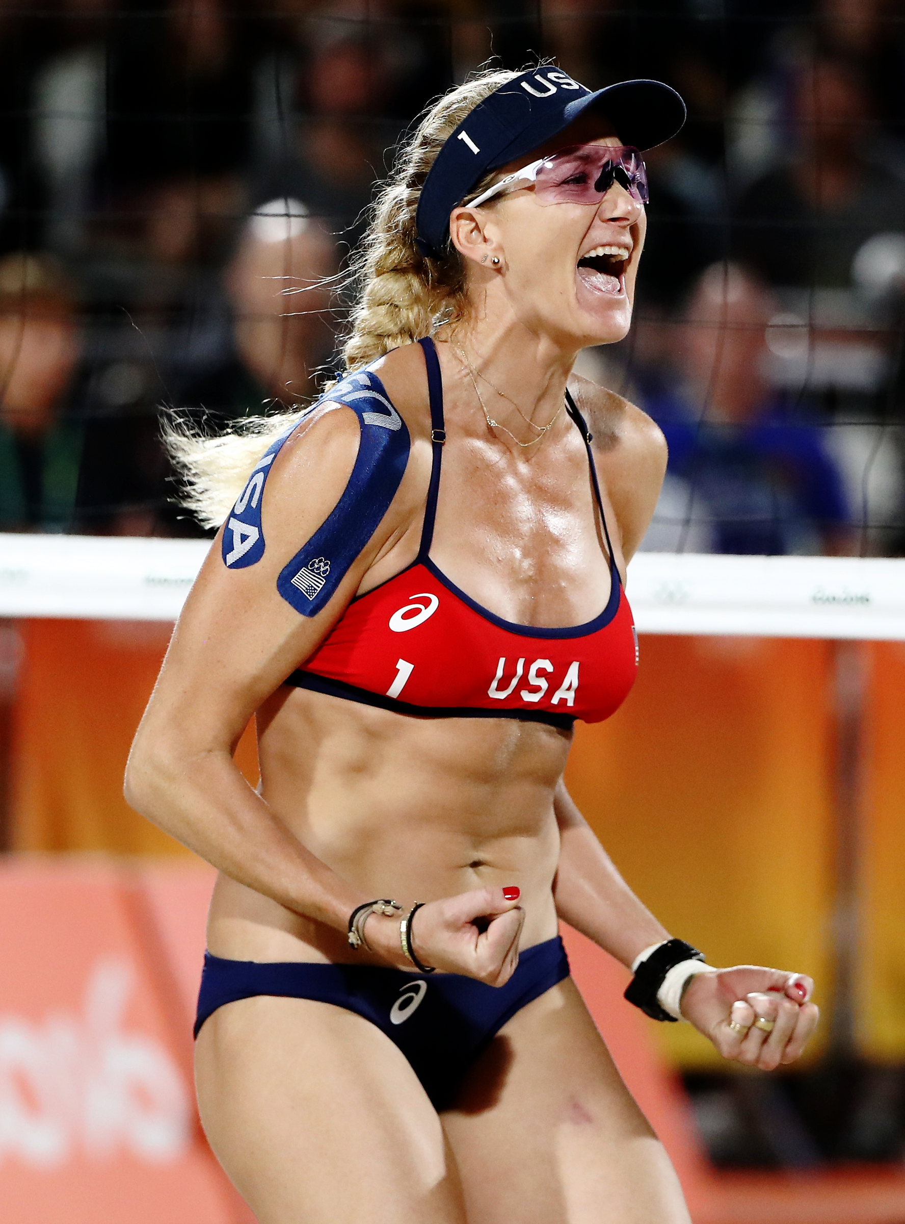 Why The U S Women S Beach Volleyball Team Is Still Wearing Bikinis Beach Volleyball Kerri Walsh Jennings Kerri Walsh