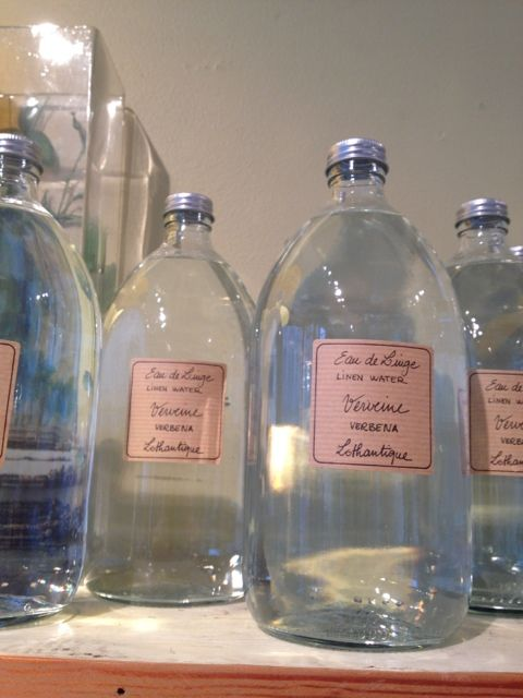 French Linen Water