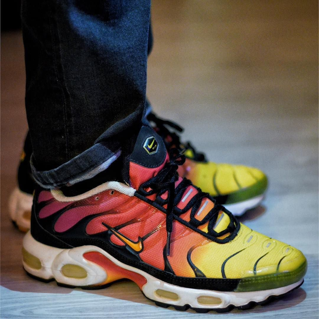 new style c133b aa131 spain womens nike air max 270 flyknit white rainbow 71b0c 2e1ae  reduced air  max plus rainbow by damiensneaker soleinsider 604ea 62089