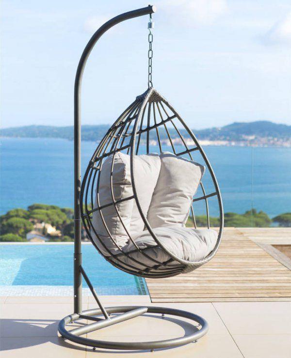 Balancelle : le fauteuil suspendu qu\'on adore ! | Fauteuil ...