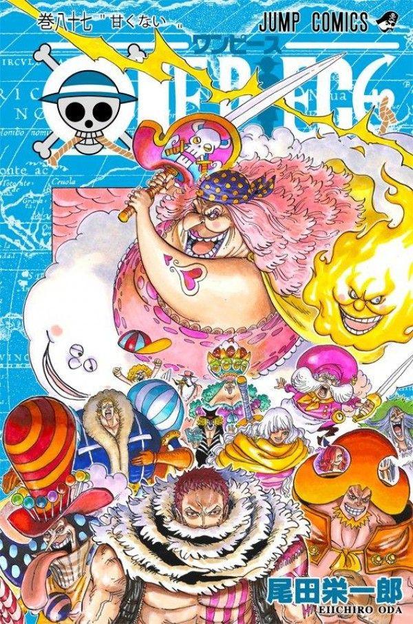 Manga OnePiece EichiroOda News TVHLAND Manga, One