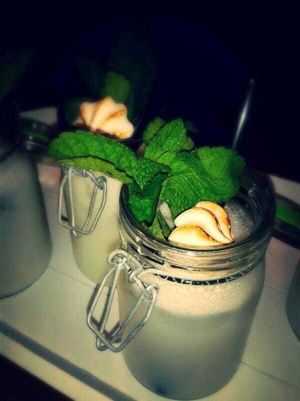 Milch•Havana 3 años•Minze•Soda•Baiser