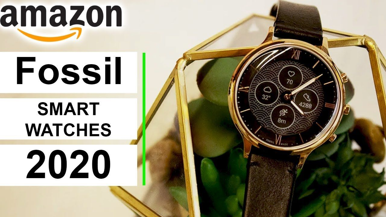 Top 5 Best Latest FOSSIL Smartwatch Buy 2020 Fossil