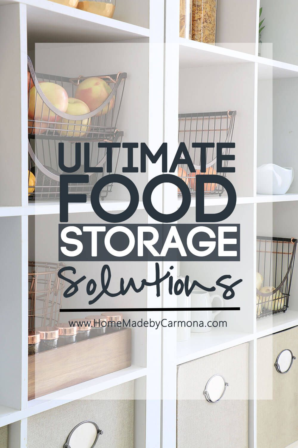 Food Storage And The Unfortunate Mouse Mishap | Food storage ...
