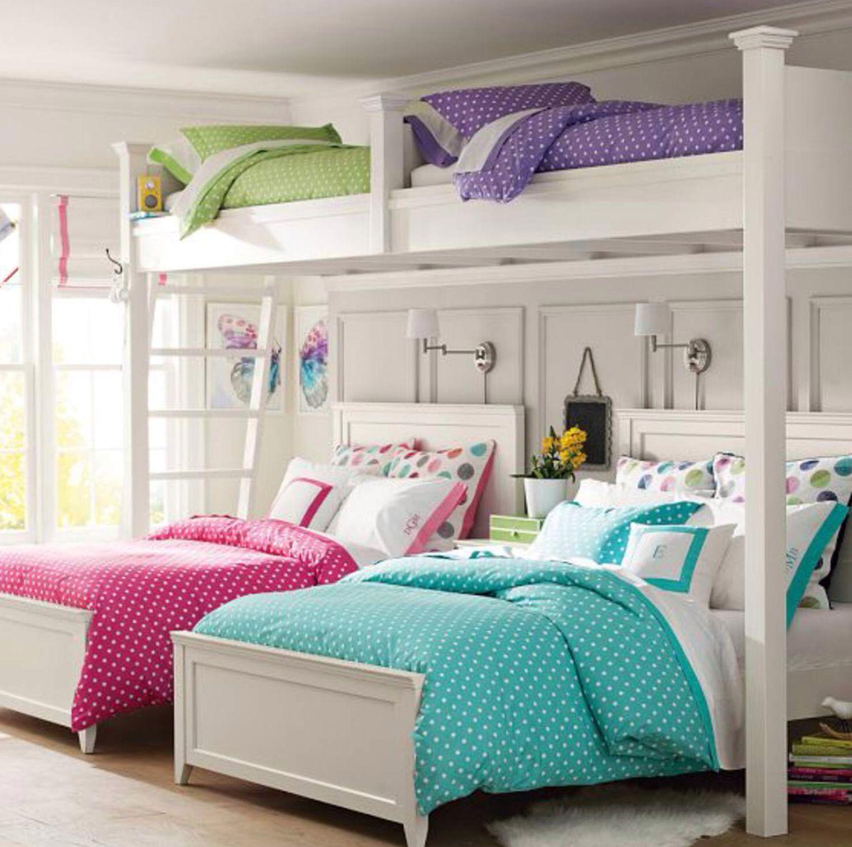 Sleepover bunk beds