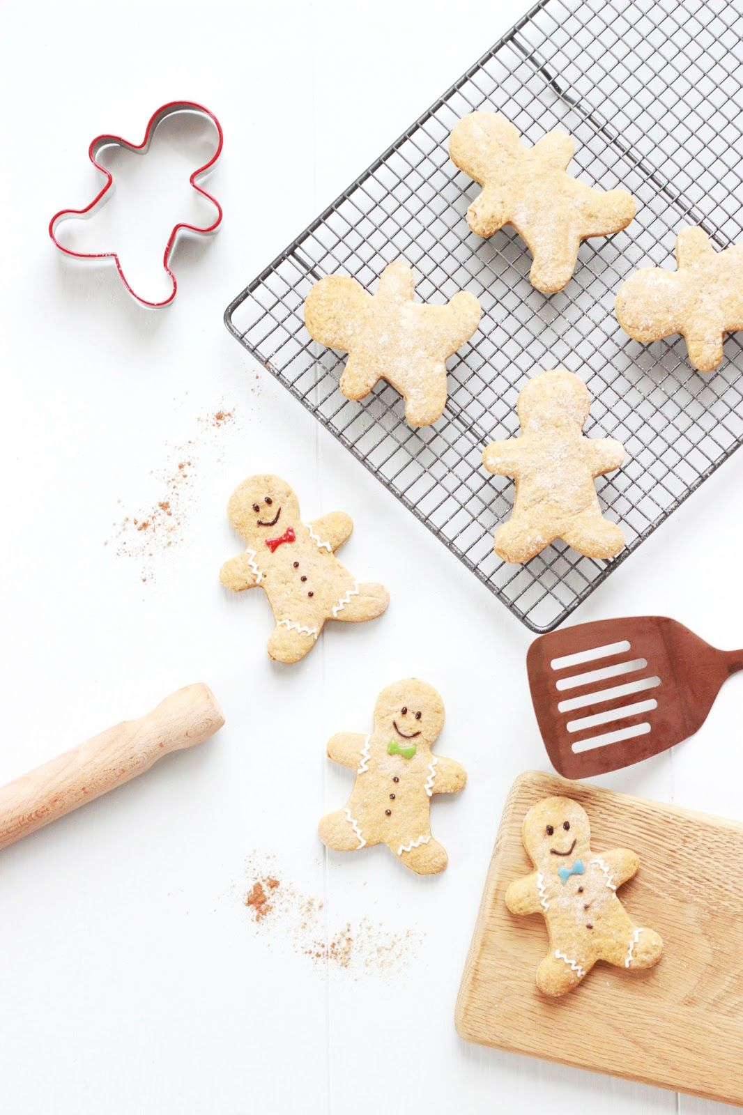 An Easy Gingerbread Man Recipe Easy gingerbread man