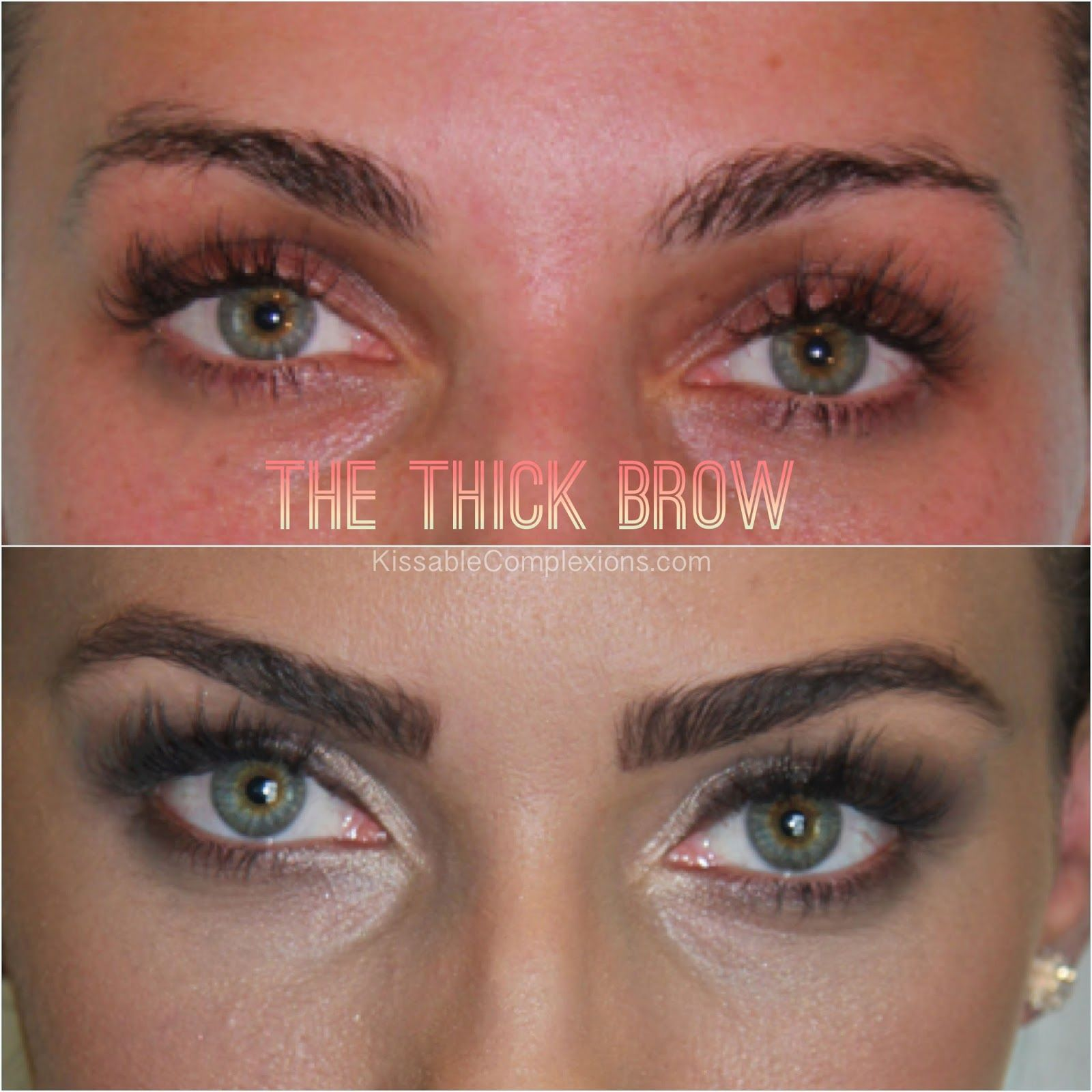 Called The Megan Fox Eyebrow Would Go Great With My Makeup For Prom