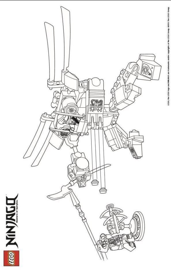 lego ninjago flugsegler ausmalbilder  aiquruguay
